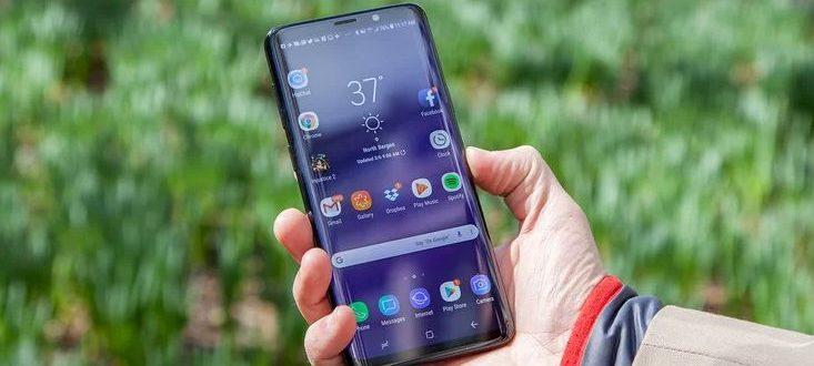 Как сфотографировать экран телефона Samsung