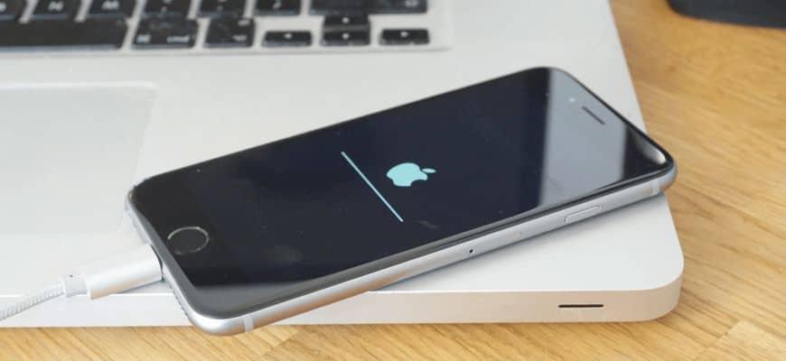 Программа для перепрошивки Айфона