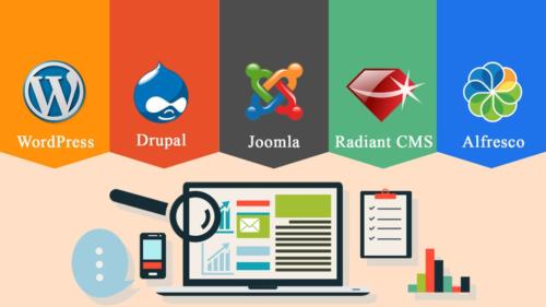 Разработка недорогих сайтов с помощью CMS