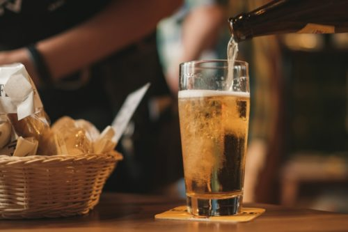 Доставка напитков круглосуточно
