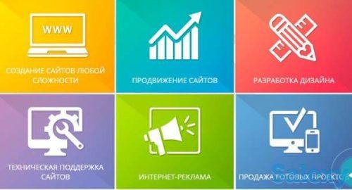 Разработка и продвижение сайтов. Услуги Digital-агентство полного цикла?