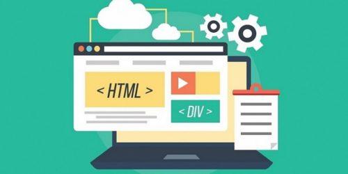 Что такое html верстка веб-страниц на языке гипертекстовой разметка html