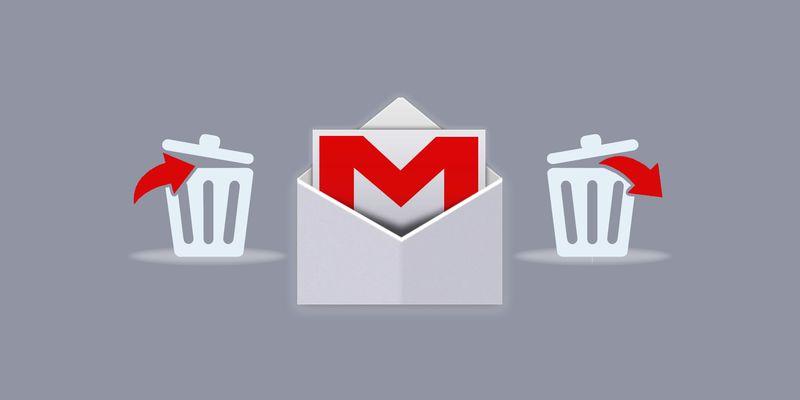 Как восстановить почту gmail после удаления