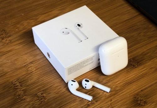 Техника Apple по самой низкой цене в г. Ростове-на-Дону - наушники airpods