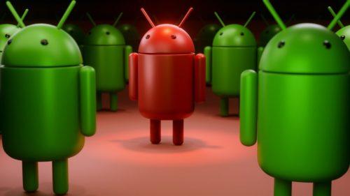 Современные мобильные приложения на Андроид