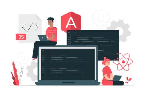 В каком виде проходит разработка веб сайтов?